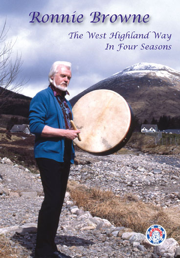 Ronnie Browne West Highland Way DVD