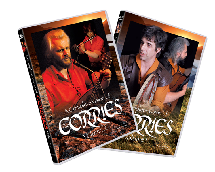 A Complete Vision of The Corries Volumes 1 and 2 Autographed