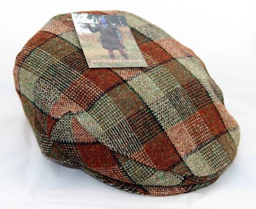 The Original Braveheart Mens Flat Cap