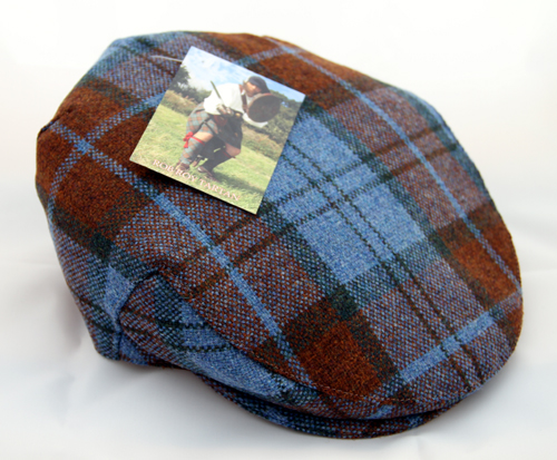 Rob Roy Tartan Mens Flat Cap The Corries Official Website Pictures