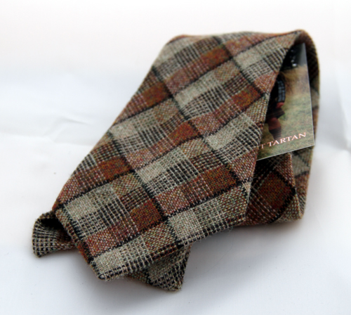 The Original Braveheart Tartan Wool Tie