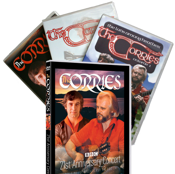 4 Corries DVD special offer