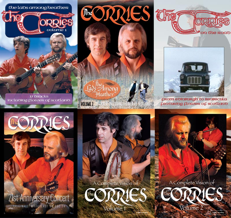 6 Corries DVD special offer