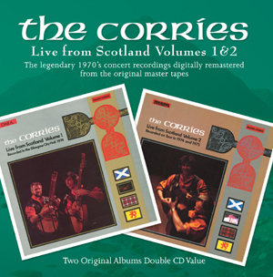 Live From Scotland Volumes 1 and 2