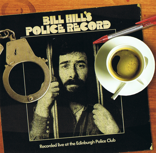 Bill Hill's Police Record