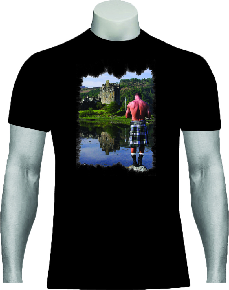 Kilt and Castle T-shirt